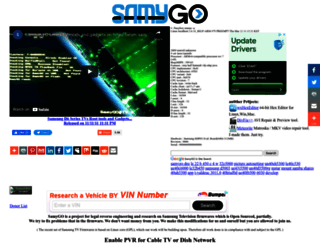 samygo.tv screenshot