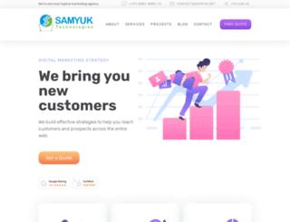 samyuk.net screenshot