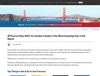 san-francisco-tourism-tips.com screenshot
