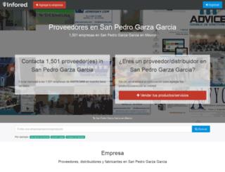 san-pedro-garza-garcia.infored.com.mx screenshot