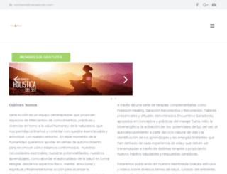 sanaaccion.com screenshot