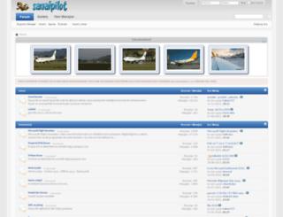 sanalpilot.com screenshot