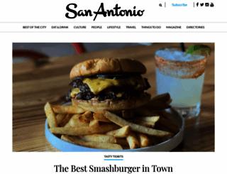 sanantoniomag.com screenshot