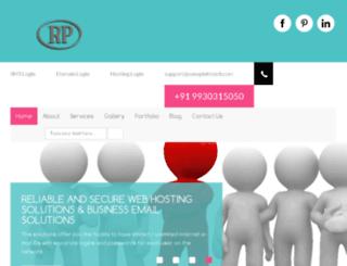 sanapinfotech.com screenshot