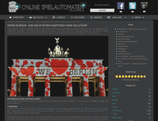 sanatorium23.de screenshot