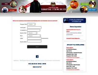 sanatsaletkinlikler.barobirlik.org.tr screenshot