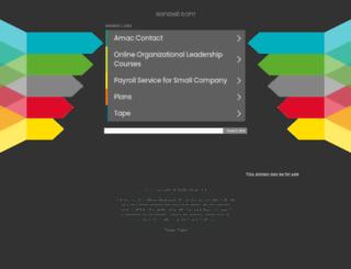 sanbell.com screenshot