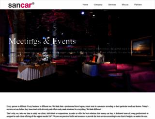 sancar.ro screenshot