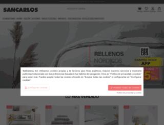 sancarlos.es screenshot