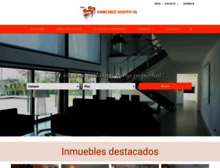 sanchezsouto.com screenshot
