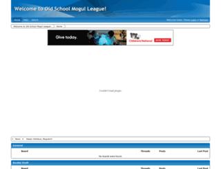 sandasyianniosml.proboards.com screenshot