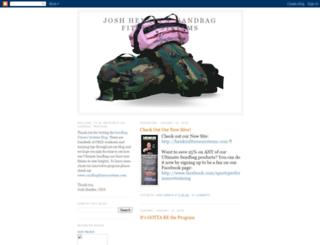 sandbagfitnesssystems.blogspot.com screenshot