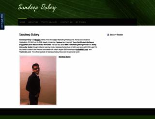 sandeepkumardubey.webs.com screenshot