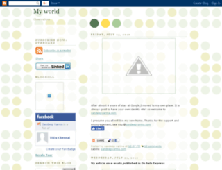 sandeepnvarma.blogspot.com screenshot