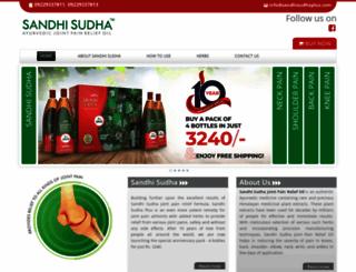 sandhisudhaplus.com screenshot