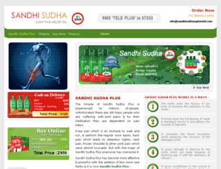 sandhisudhasaptarishi.com screenshot
