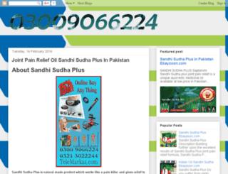 sandhisudhastore.blogspot.com screenshot