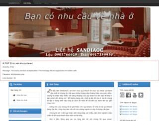 sandiaoc.ago.vn screenshot