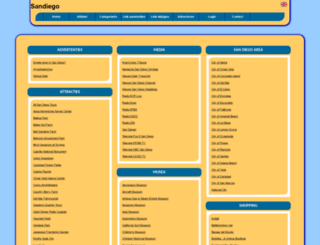 sandiego.allepaginas.nl screenshot