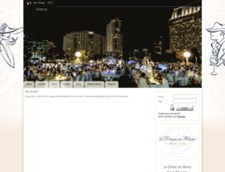 sandiego.dinerenblanc.info screenshot