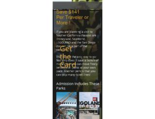 sandiegogocarddiscount.com screenshot