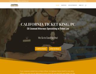 sandiegoticketking.com screenshot