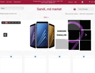 sandl.md screenshot