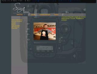 sandroalencar.com.br screenshot