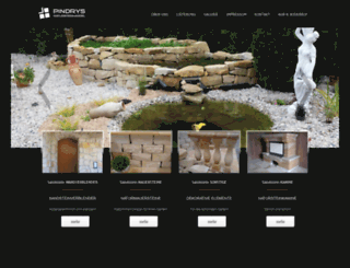 sandstein-naturstein.de screenshot