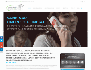 sane-sart.com screenshot