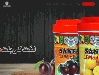 sanfaz.com.pk screenshot