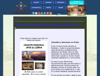 sanfranciscojavier.es screenshot