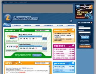 sangam.lottery.com screenshot