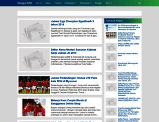 sanggarseo.blogspot.com screenshot