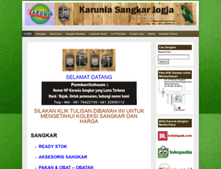 sangkarburung.com screenshot