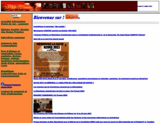sangonet.com screenshot