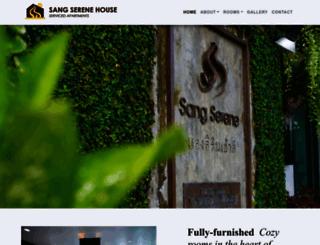 sangserene-house.com screenshot