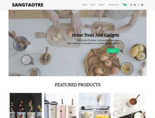 sangtaotre.com screenshot