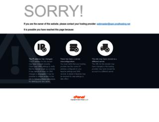 sani.prodhosting.net screenshot