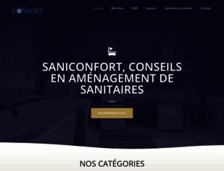saniconfort.eu screenshot