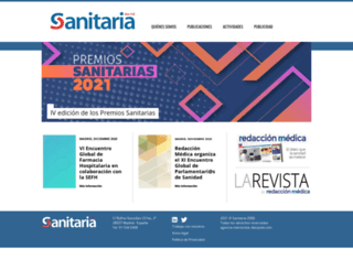 sanitaria2000.com screenshot
