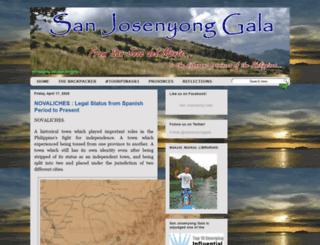 sanjosenyonggala.blogspot.sg screenshot