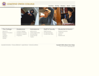 sankofa.loc.edu screenshot