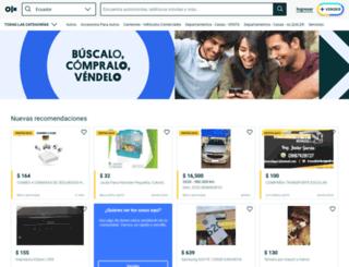sanlorenzo.olx.com.ec screenshot