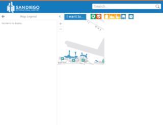 sanmap.san.org screenshot