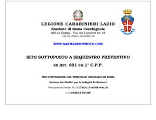 sanmarinophoto.com screenshot