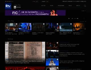 sanmarinortv.sm screenshot
