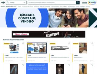 sanmigueldesalcedo.olx.com.ec screenshot