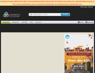 sannhac.com screenshot