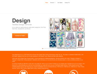 sanodesignservices.com screenshot